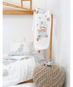 Плед - покрывало Karaca Home Funny bears