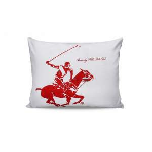 Наволочки Beverly Hills Polo Club 004 Red