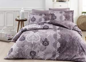 Постельное белье La Romano Cotton Satin Lona Leylak